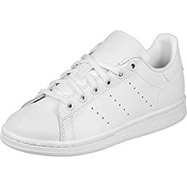 adidas Unisex Kid's Stan Smith Low-Top Sneakers