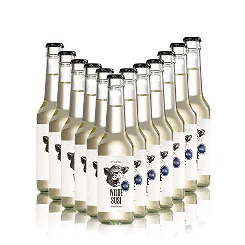 12er Wilde Susi Weinschorle (12 x 0.275) Weißweinschorle BIO und VEGAN