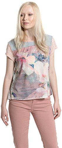 Smash! Karaja Camiseta, Rosa (Rose), Medium (Tamaño del Fabricante:M) para Mujer