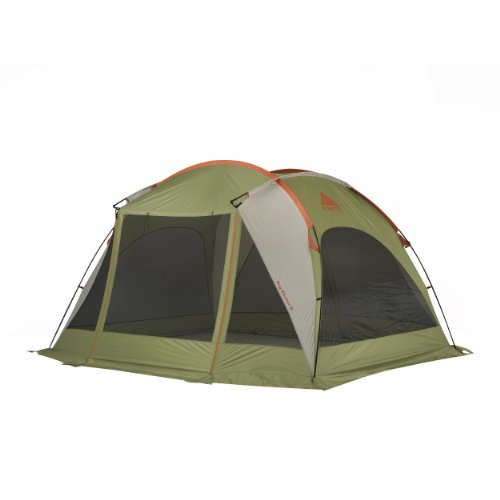 Kelty Zelt Bug Blocker - Tienda de campaña iglú, Color Verde, Talla L