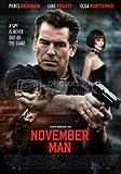 November Man – Pierce Brosnan – Dutch Wall Poster Print