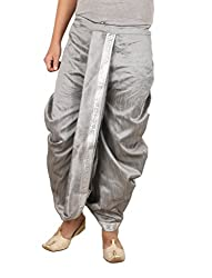 Larwa Mens Festive,Party wear Dhoti Special for Diwali