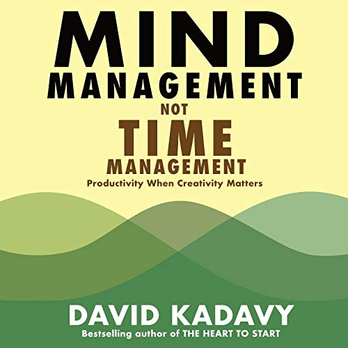 Mind Management, Not Time Management Audiobook By David Kadavy cover art