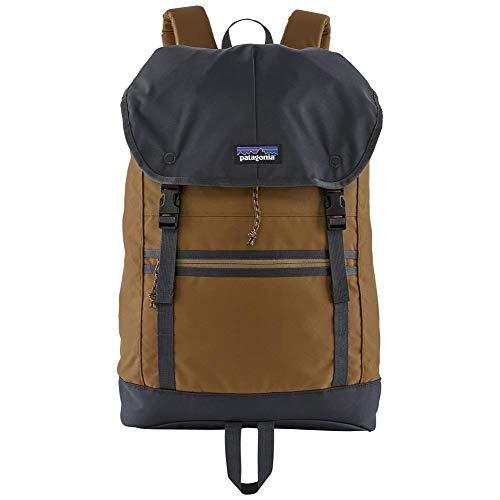 Patagonia Arbor Classic Pack 25l Rucksack, Unisex Erwachsene Einheitsgröße Korianderbraun