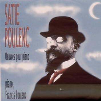 Satie & Poulenc: Works