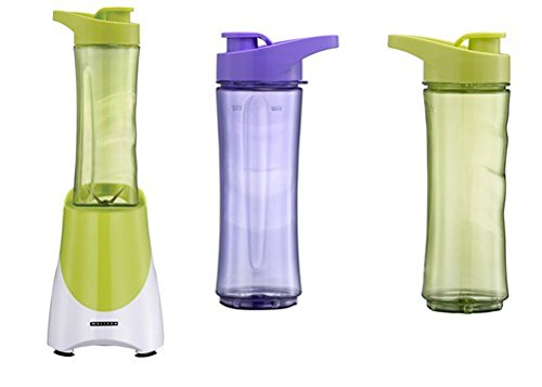 Standmixer Smoothie-Maker Melissa 16180069 Smoothie to go 3 Becher inklusive