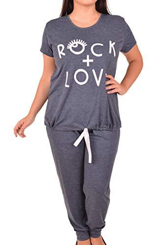 Pijama de Dos Piezas para Mujer