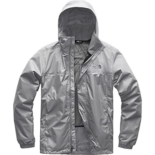 The North Face Men's Resolve 2 Jacket - Mid Grey & Mid Grey - 3XL