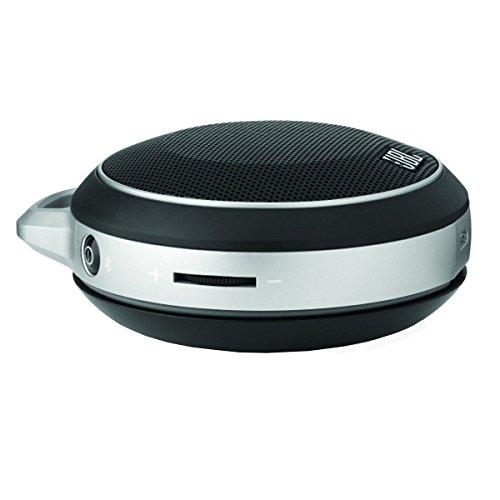 JBL Micro II Ultra-Portable Multimedia Speaker (Black) - Wired