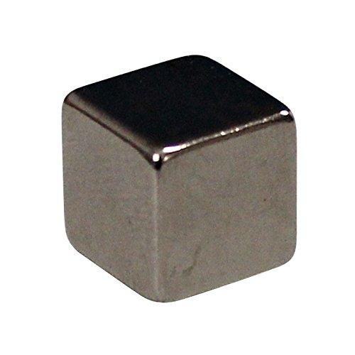 【10個入り】 強力ネオジウム磁石 10×10×10mm