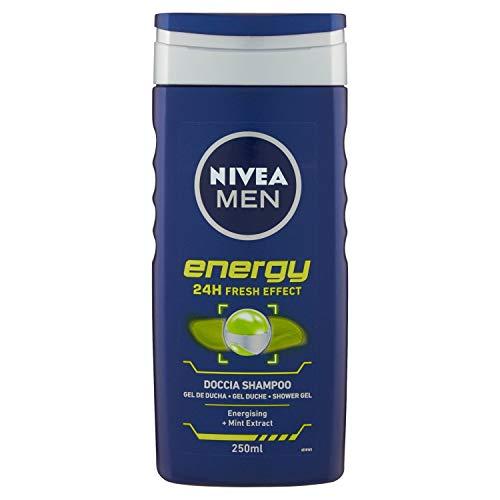 Nivea Men Doccia Shampoo Energy, 250 ml