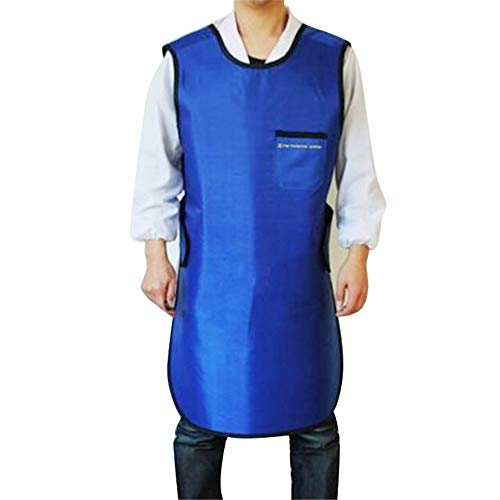 X-Ray Protection Apron,Fencia X-Ray Protective Vest Lead Radiation Protection Apron 0.35mmpb 35.4''x23.6''