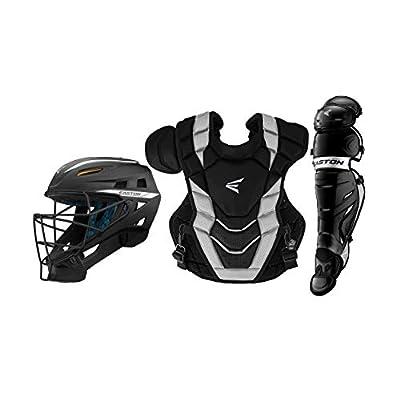 Easton Gametime Baseball Catchers Equipment Box Set NOCSAE Approved