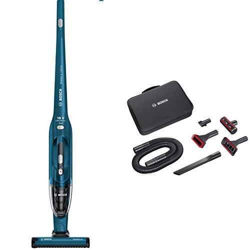 Pack Bosch BBH21830L Readyy'y 2-in-1 + Kit de accesorios Home and Car - Aspirador...