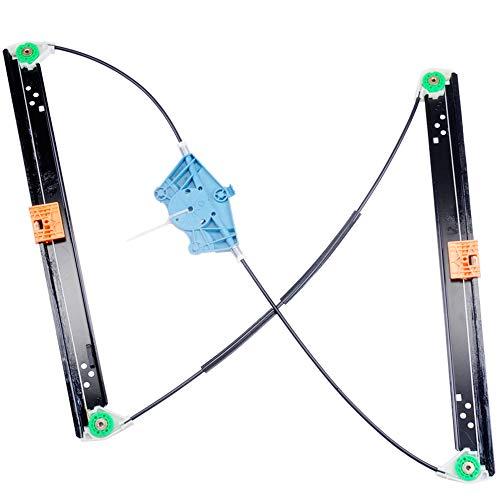 BALLSHOP Elektrisch Fensterheber Vorne Links Ohne Motor für BMW 3er E46 98-05 Limousine und Kombi