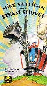 Mike Mulligan and His Steam Shovel [VHS]