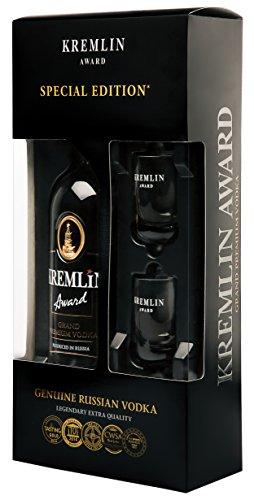 Kremlin Vodka - Botella de 700 ml
