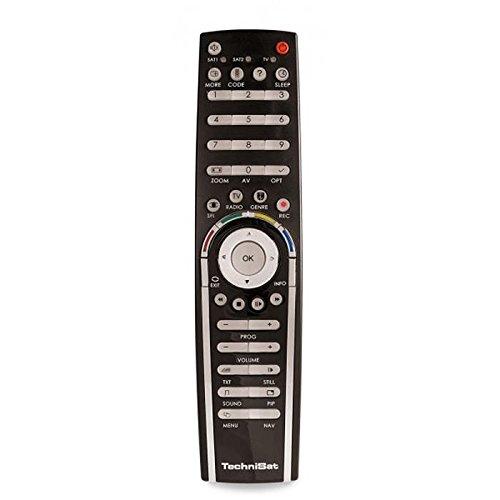 Technisat TechniLine HD Komfort Fernbedienung schwarz