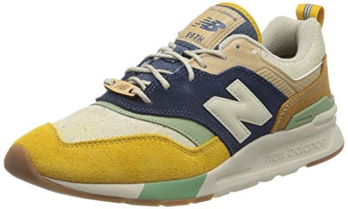 New Balance 997h, Zapatillas para Hombre, Amarillo (Yellow HAO), 42 EU