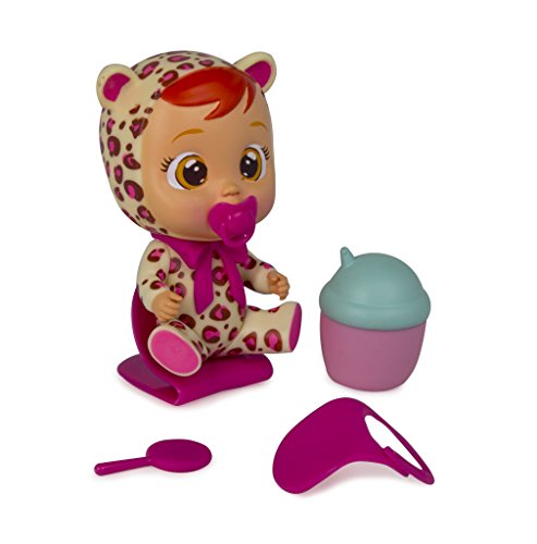 IMC Toys- Cry Babies Lea (97469)