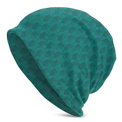 XCNGG Gorro cálido de Invierno Presentación de Diapositivas Imagen de Fondo Textura Mujeres Hombres Adultos Sombrero de Punto
