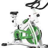KuaiKeSport Bicicleta Spinning Profesional,Indoor Cycling Electromagnético Pantalla...