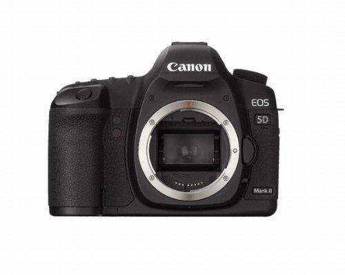 Canon EOS 5D Mark II SLR-Digitalkamera (21 MP) Gehäuse