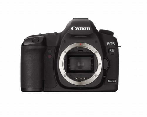 Canon EOS 5D Mark II SLR-Digitalkamera (21 MP) Gehäuse