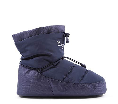 Repetto Boots Echauffement - Danse Femme - Chaude,Bleu Marine - T38/40