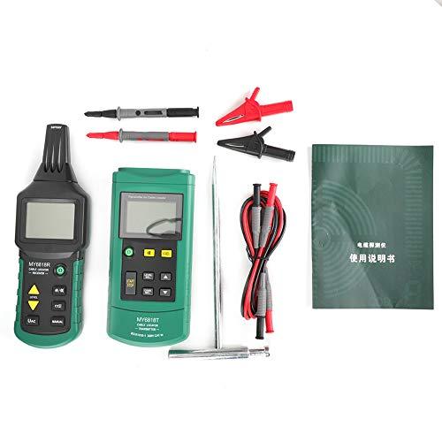 Localizador de cables telefónicos, probador de cables Detector de cables telefónicos de...