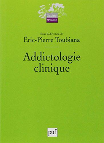 Addictologie clinique