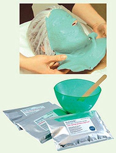 NANNIC Peel-Off-Algae-Maske (40 g), Anti-Falten - Argirenline