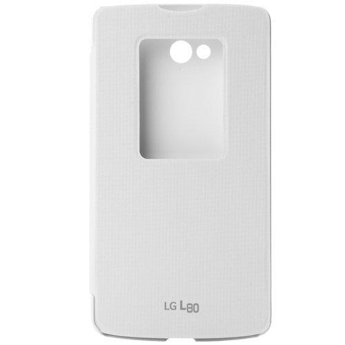 LG ccf-510. AGEUWH Schutzhülle mit Klappdeckel für L80weiß