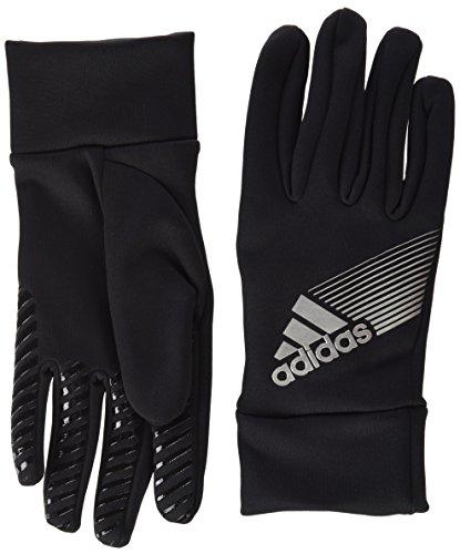 adidas Field Player ClimaProof Torwarthandschuhe Handschuhe, Black/Silver, 7