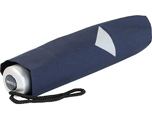 Doppler Kinderschirm Taschenschirm Kids Mini Reflex - Navy-blau