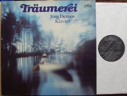 DEMUS, JÖRG – Klavier / Träumerei / Club Sonderauflage / Klapp-Bildhülle / Intercord # 26 819-3 / Deutsche Pressung / 12