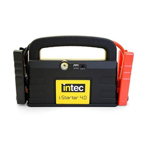 Intec Avviatore d'emergenza Portatile i-Starter 4.0 18000 mAh