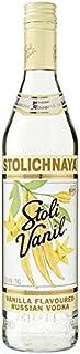 Stolichnaya Stoli Vanil Vanille aromatisiert Russian Vodka 70cl Pack 70cl