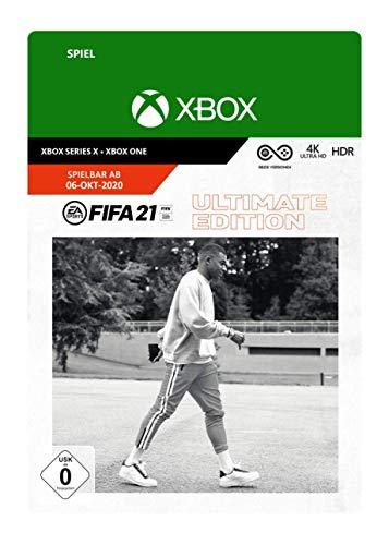FIFA 21 Ultimate   Xbox - Download Code [inkl. kostenlosem Upgrade auf Xbox Series X]