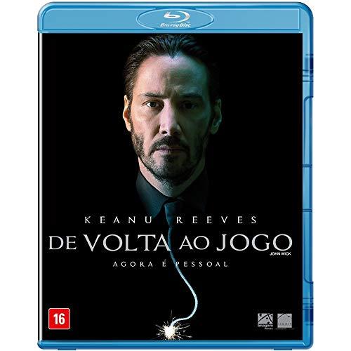 Blu-ray John Wick De Volta ao Jogo