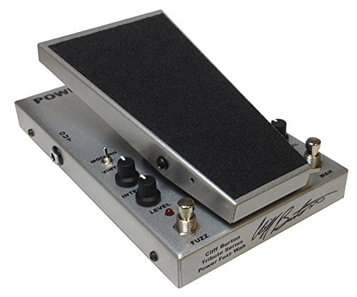 Morley PFW Cliff Burton Tribute Power Fuzz Wah