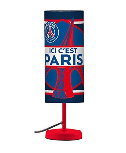 PSG Cylindrique Lampe Plastique Multicolore 10,5 x 10,5 x 25,5 cm