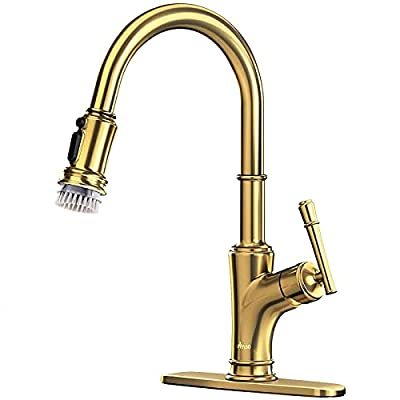APPASO Gold Kitchen Faucets