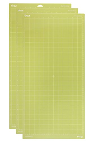 "Cricut StandardGrip Adhesive Cutting Mat 12""x24"" - For Cricut Explore Air 2/Cricut Maker - 3 Pack"