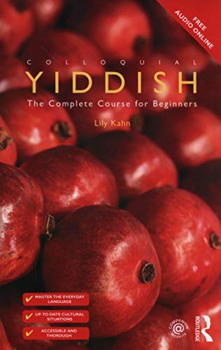 Compare Textbook Prices for Colloquial Yiddish 1 Edition ISBN 9781138960428 by Kahn, Lily