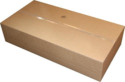 1 St. Faltkarton 1200x600x300 braun 2-wellig EB-Welle Versandverpackung Bücher,-Umzugskartons