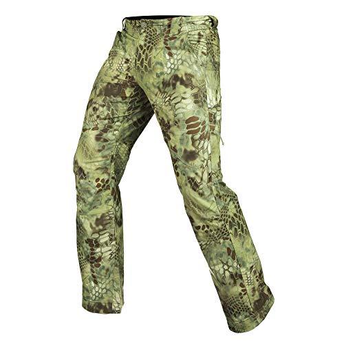 Kryptek Hunting Clothing - Valhalla Pant, Lightweight, Breathable, Warm Weather Pant