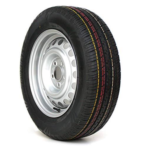 Komplettrad Anhänger Räder Reifen 195/65 R15XL 112x5 Rad 15