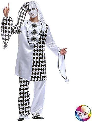 promociones de equipo AEC cu060647 54 56 56 56 Disfraz Arlequín, Talla 5456  bienvenido a comprar
