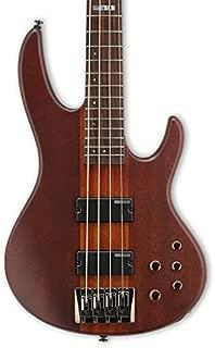 ESP LTD D Series D-4 Electric Bass Guitar - Natural Satin